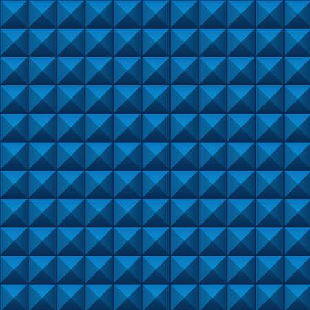 volumetric: Textura volum�trica de cubos azules Vectores