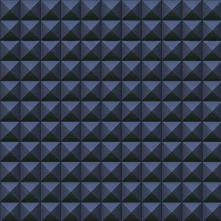 volumetric: Textura volum�trica de cubos grises Vectores