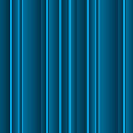 volumetric: Volum�trica l�neas de fondo azul Vectores