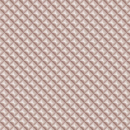 volumetric: Textura volum�trica de marr�n rombo