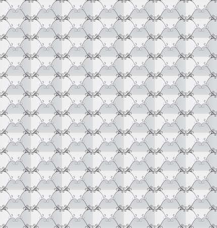 volumetric: Fondo abstracto con rect�ngulos y volum�trica patr�n vintage (textura perfecta). Composici�n moderna. Ilustraci�n gr�fica brillante.