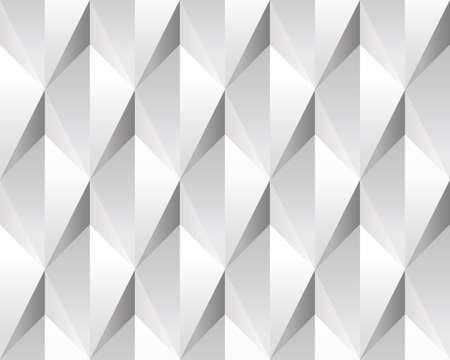 volumetric: Blanco abstracto textura volum�trica (seamless). Patr�n concepto moderno (rombo).
