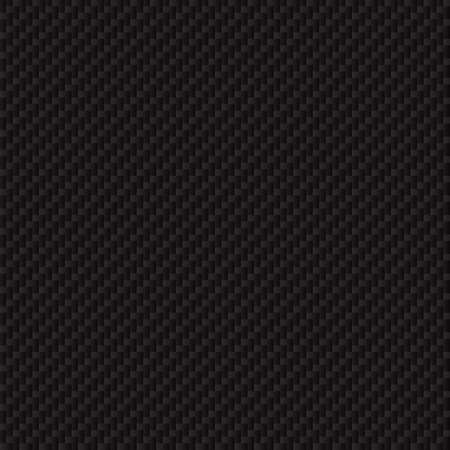 Carbon fiber texture. Seamless vector luxury texture. Technology abstract background.