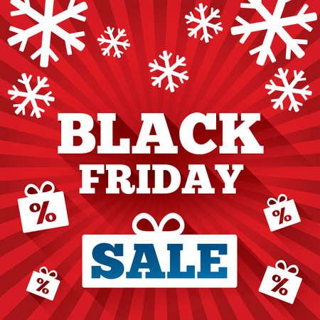 preto: Black Friday Sale fundo. Fundo do Natal com  Ilustração