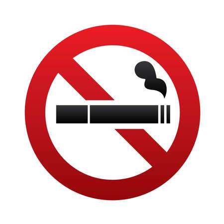 No smoking sign Stock Photo - 25076416