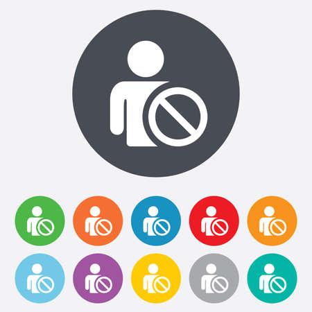 blacklist: User not allowed symbol