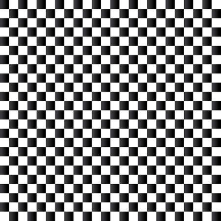 Checkered flag background Ilustração