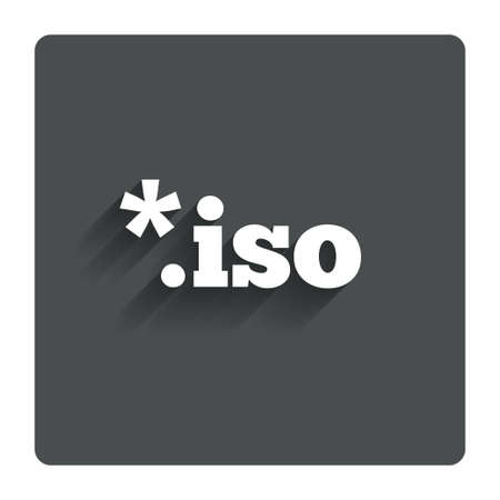 iso: File ISO icon.