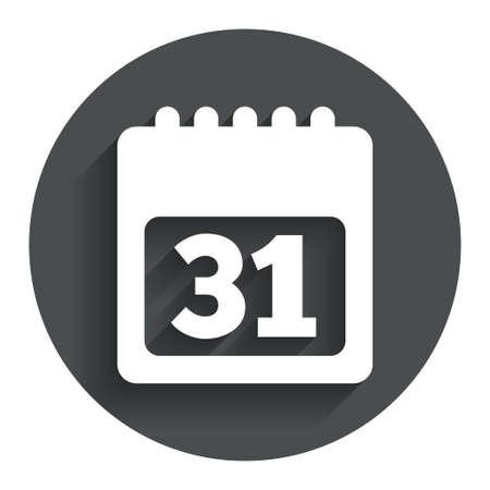 Calendar Date Circled Circle Calendar Date Calendar