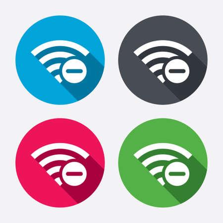 wifi internet: Eliminar s�mbolo de internet inal�mbrico.