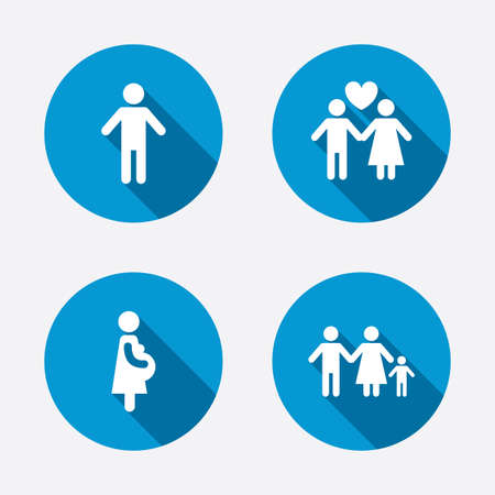 husband: Family lifetime icons.