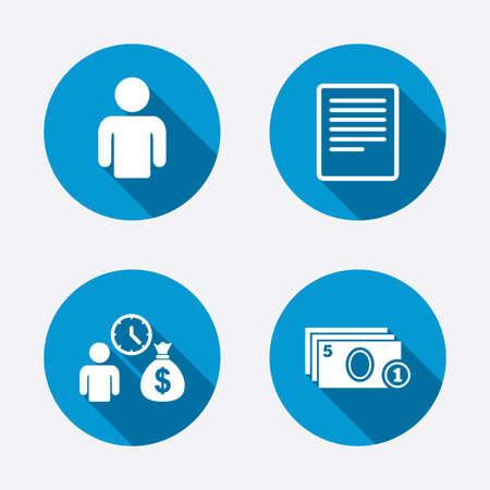loans: Bank loans icons