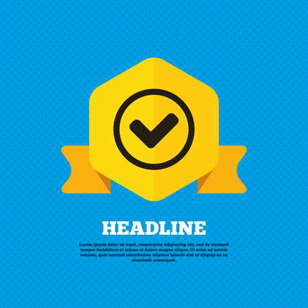 hkchen zeichen symbol ja kreissymbol besttigung besttigen gelbes etikett tag kreise nahtlose - Bestatigung Muster