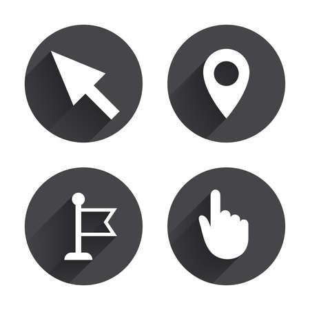cursor: Mouse cursor icon