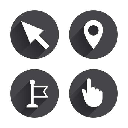 Mouse cursor icon