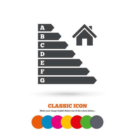 efficiency: Energy efficiency icon