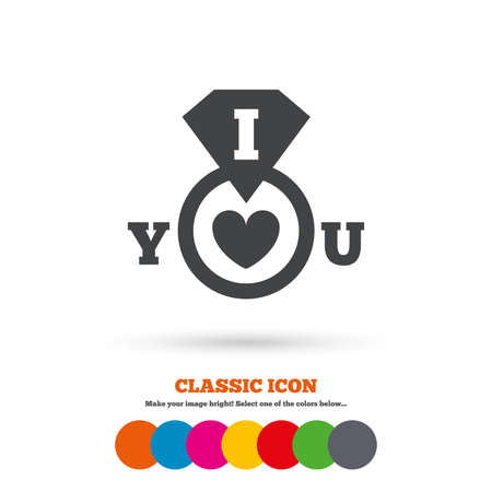 i love you sign: I Love you sign icon