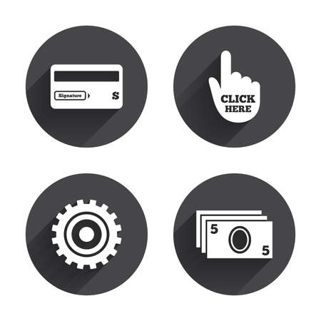 withdrawal: ATM cash machine withdrawal icons