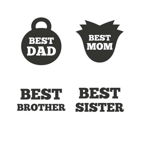 Best Mom And Dad Brother And Sister Icons Weight And Flower