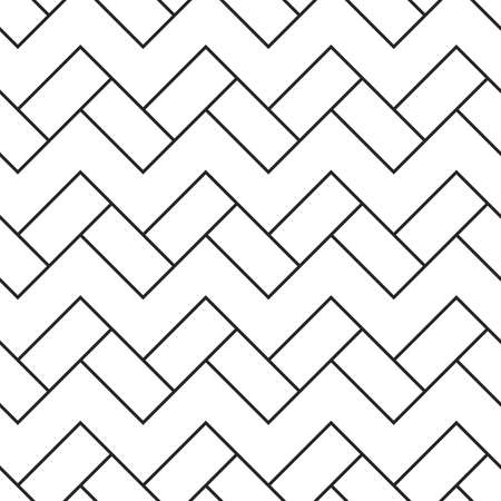 lattice frame: Cobbles grid texture. Stripped geometric seamless pattern. Illustration