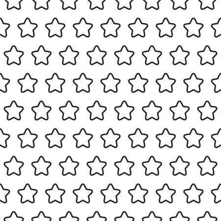 texturing: Stars lines texture. Stripped geometric seamless pattern.