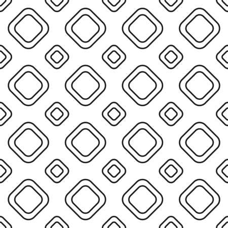 lattice frame: Square tiles lines texture. Stripped geometric seamless pattern. Illustration
