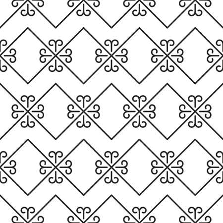 texturing: Ornate lines texture. Stripped geometric seamless pattern. Modern repeating stylish texture. Flat texture on white background