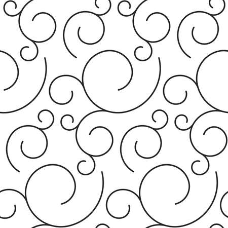 texturing: Floral ornate texture. Stripped geometric seamless pattern. Modern repeating stylish texture. Flat texture on white background