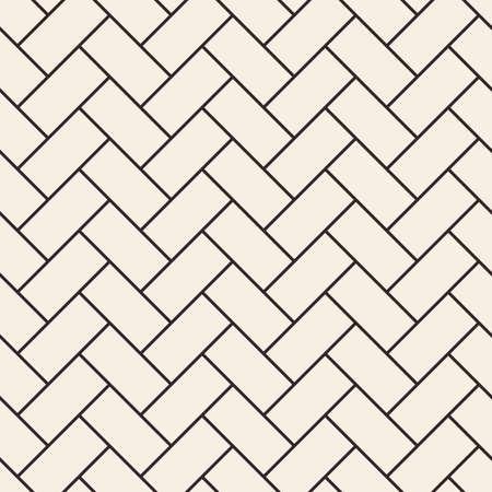 grid pattern: Cobbles grid texture. Stripped geometric seamless pattern. Illustration
