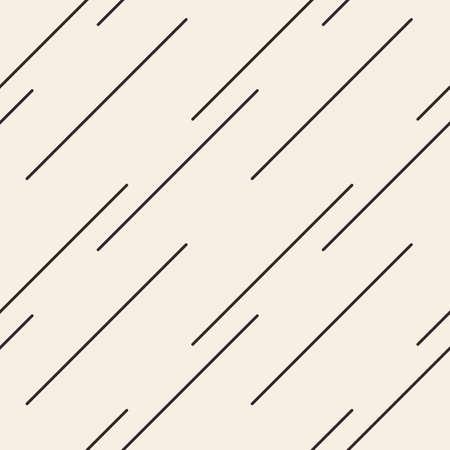 Diagonale lijnen textuur. Gestript geometrische naadloos patroon. Stock Illustratie