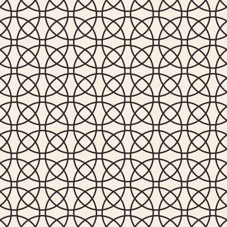 texturing: Circles texture. Stripped geometric seamless pattern.