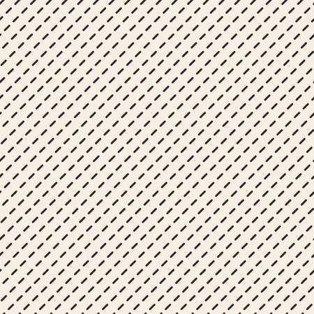 dashed: Dashed lines texture. Stripped geometric seamless pattern.