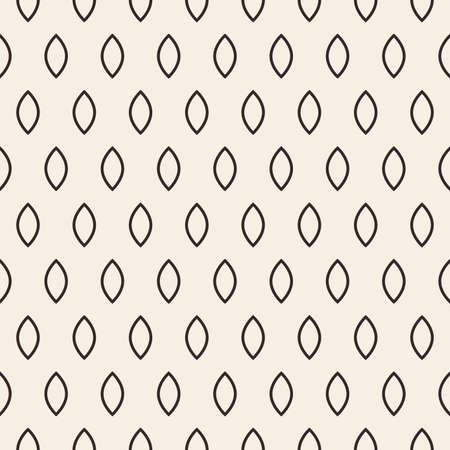 ellipse: Ellipse lines texture. Stripped geometric seamless pattern.