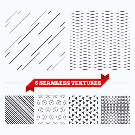 texturing: Diagonal lines, waves and geometry design. Diagonal lines texture. Stripped geometric seamless pattern. Modern repeating stylish texture. Material patterns.