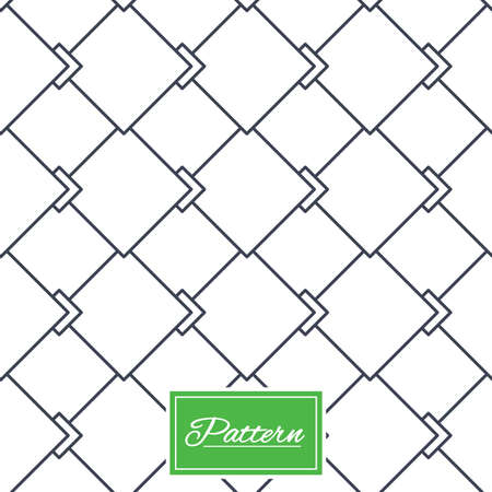 Rhombus lines texture. Stripped geometric seamless pattern. Modern repeating stylish texture. Abstract minimal pattern background. Vector Illustration