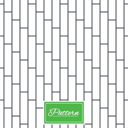 Kasseien nettextuur. Gestript geometrische naadloos patroon. Modern herhalen stylish textuur. Abstracte minimale patroon achtergrond. Vector