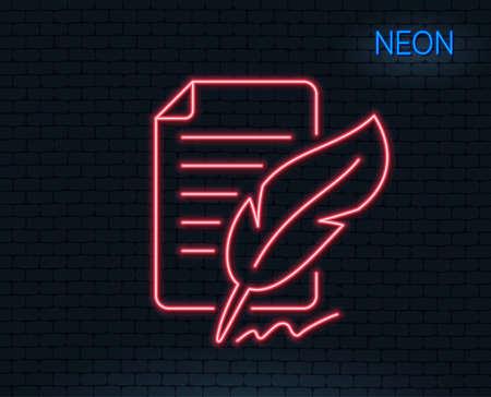 Neon signe de la fenêtre de la photographie de la photographie icône. signe d & # 39 ; écriture de votre air. concept graphique de l & # Banque d'images - 93833002