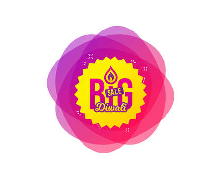 Diwali festival big sale banner. Hindu festive shopping flyer. Indian rangoli sale concept. Deepavali or diwali festival of lights. Happy Indian holiday shopping. Creative vector Illustration