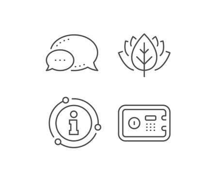 Safe box line icon. 版權商用圖片 - 129319375