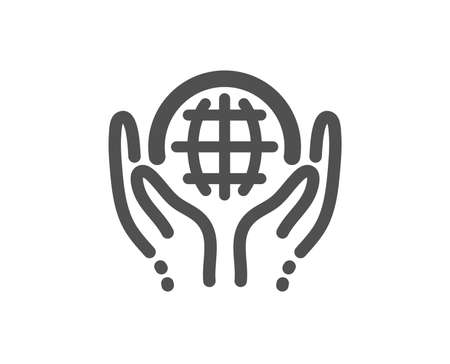 Bio cosmetics sign. Organic tested icon. Fair trade symbol. Classic flat style. Simple organic tested icon. Vector