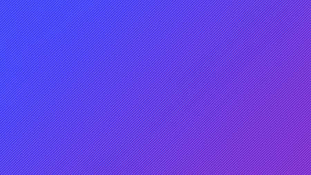Blurred background. Diagonal stripe pattern. Abstract blue and purple gradient design. Line texture background. Landing page blurred cover. Diagonal strips pattern. Vector
