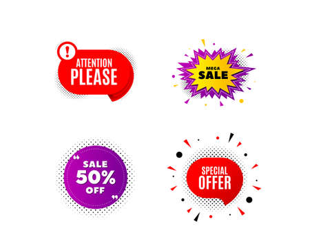 Banner badge. Special offer discount tags. Coupon sale shape templates. Cyber monday sale discounts. Black friday shopping icons. Best ultimate offer badge. Super discount icons. Vector banners