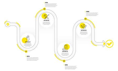 No internet, Hammer tool and Medical drugs line icons set. Timeline plan infograph. Brand ambassador sign. Bandwidth meter, Repair screwdriver, Medicine bottle. Megaphone. Business set. Vector Vecteurs