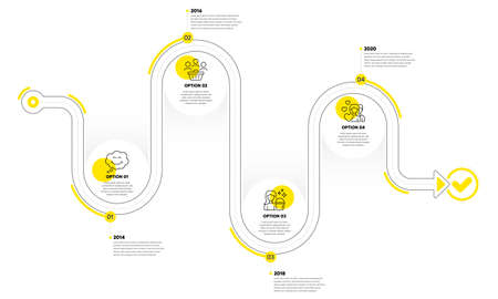 Buyers, Cleaning and Smile line icons set. Timeline plan infograph. Couple sign. Shopping customers, Maid service, Comic chat. Valentines day. People set. Infographics process timeline. Vector