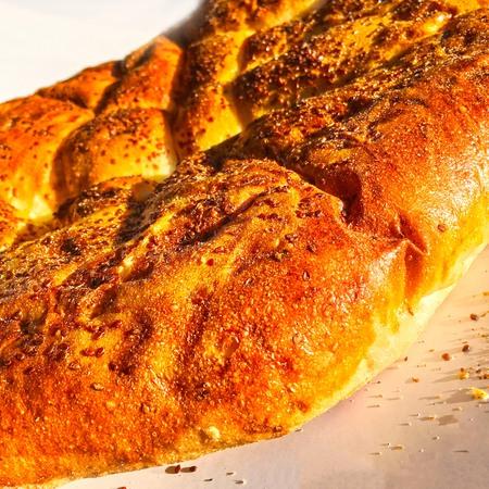 Bread - ramadan pita, turkish cuisine