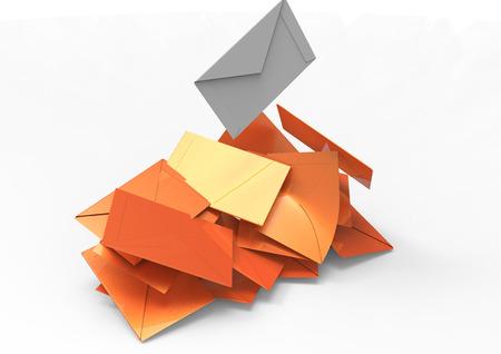 Selectie enveloppen en stemmen 3D