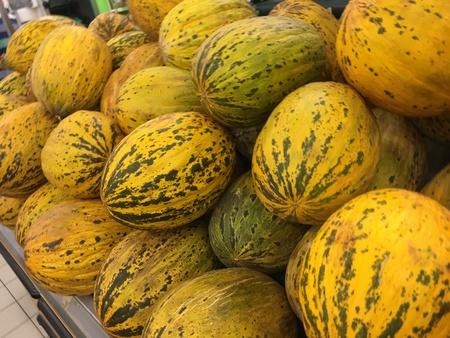 melon background unit isolate