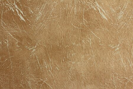 Textured background: detailed brown leather pattern photo