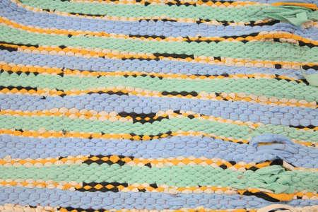 tatter: Textura trapo colorido