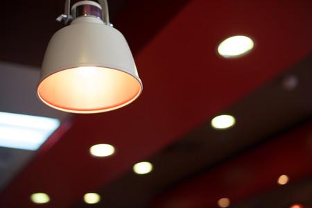 hanging lamp: Hanging lamp interior for Restaurant lighting decoration